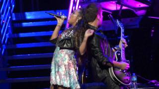 "Demi Lovato - ""Get Back""/""Here We Go Again""/""La La Land"" (Live in Los Angeles 9-23-11)"
