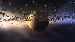 Space Ecards, This video is based on the piece comptine dun..