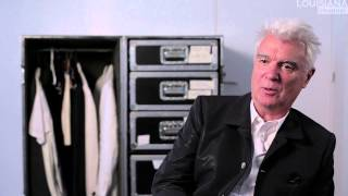 David Byrne Interview When To Resist Technology