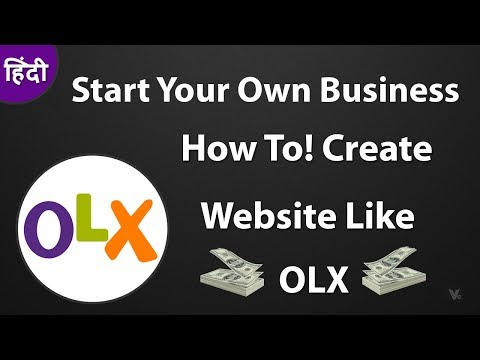 How To Create a Website Like OLX