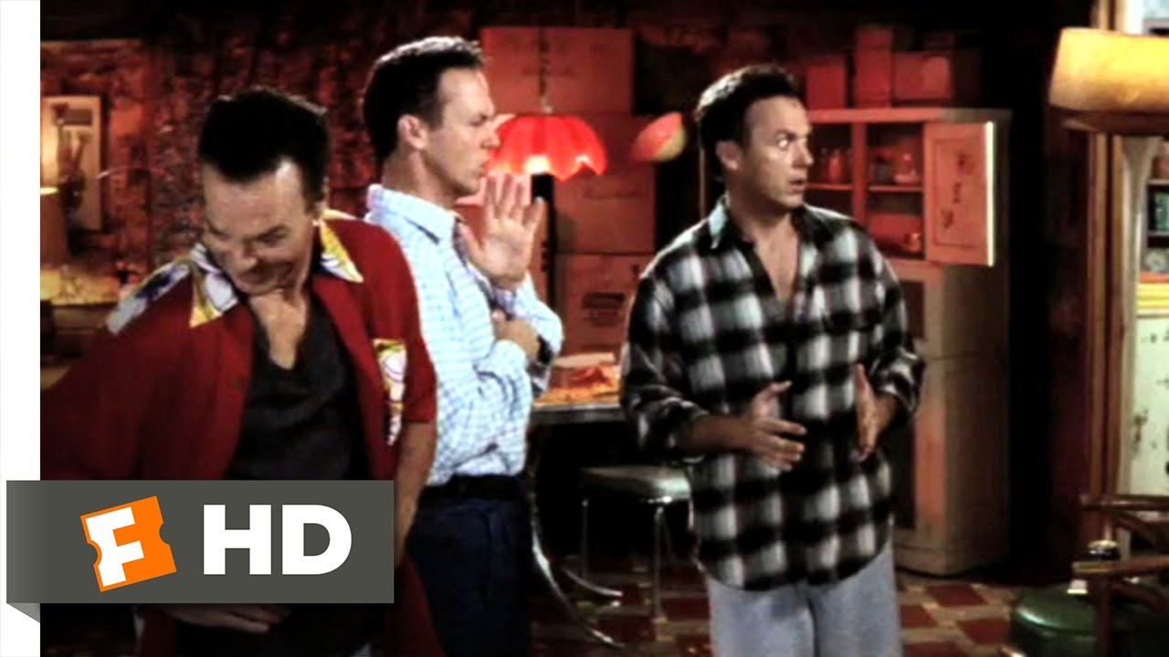 Multiplicity (6/8) Movie CLIP – Meeting Number Four (1996) HD