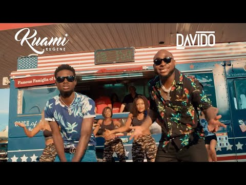 Kuami Eugene x Davido - Meji Meji (Official Video)