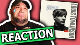 Louis Tomlinson   Two Of Us [REACTION]