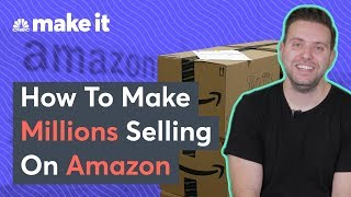 Here's How To Get Rich Selling Stuff On Amazon
