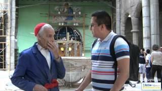 Voluntarios en la Catedral de Justo Gallego