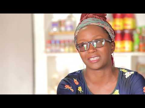 with a face like that! Kansiime Anne. African comedy.