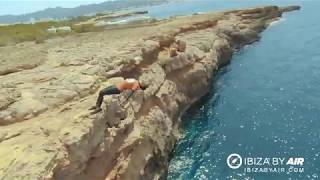 Cliff Diving FPV - Ibiza by Air