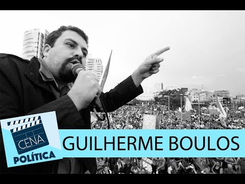 Entrevista com Guilherme Boulos, pré-candidato do PSOL a presidente da república.