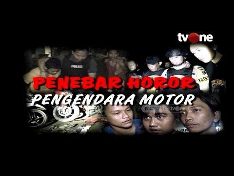 Penebar Horor Pengendara Motor - Buru Sergap (16/7/2019)
