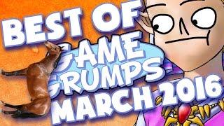 BEST OF Game Grumps - Mar. 2016