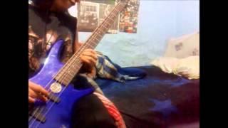 Arch Enemy-Beast Of Man (Eddy bass cover)