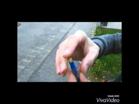 Streichholz-Kanone!! ;D