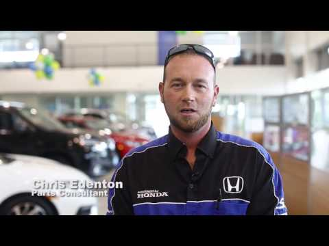 Parts Advisor Chris  Edenton