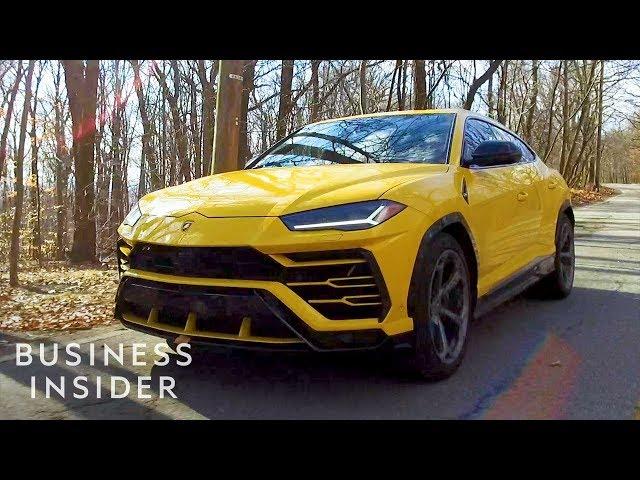 Výslovnost videa Lamborghini v Anglický