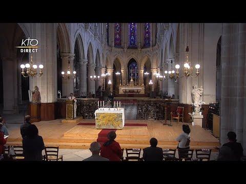 Messe du 4 juin 2021 à Saint-Germain-l'Auxerrois