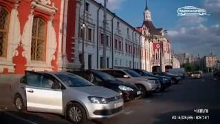 Дороги Москва. МКАД-Север - Казанский вокзал.