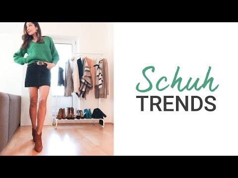Schuhtrends 2018 Herbst Winter | Die 6 größten Trends | natashagibson