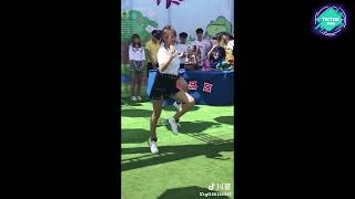 Khi Gái Xinh Nhảy Bị Quay Lén :v