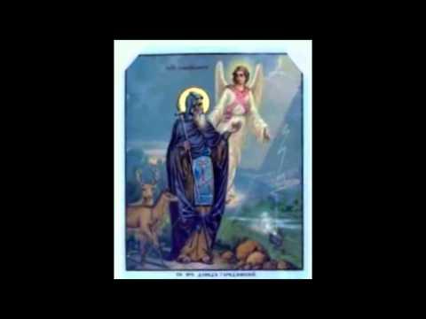 Молитва преподобному Давиду Гареджийскому