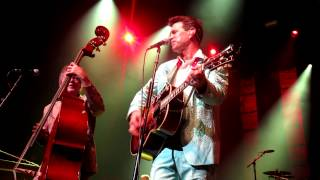 Chris Isaak Live 2012 10 14 Doin' the best I can and Ring of Fire @ AB BXL