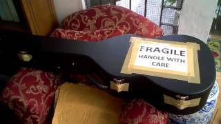 PDC-TV: Packing a Guitar for Airline Travel