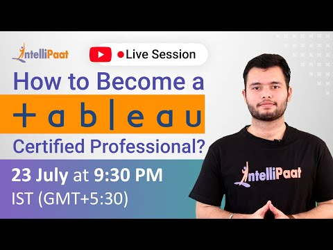 Tableau Desktop Specialist Certification | Become a Tableau ...