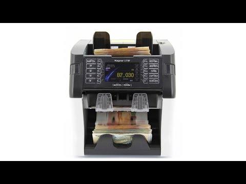 Видеообзор счетчика банкнот Magner 175 Digital F
