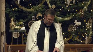 Zion Lutheran Church – Christmas Eve Service 2020