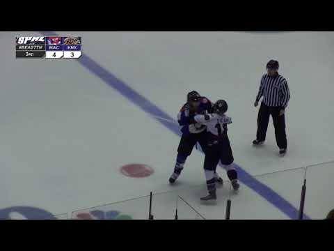 Tyler Howe vs. Dennis Sicard