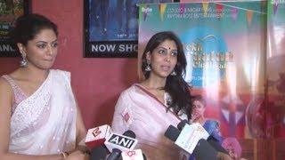 """Sakshi Tanwar Join To Kavita Kaushik on Success Party of Punjabi FIlm """"Vekh Baraatan Challiyan"""""""