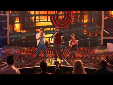 Emblem3 - No One - The X Factor USA (Divas Week)