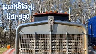 Kenworth W900A Project Snowman Ep.2 Finally Holdin' Air...