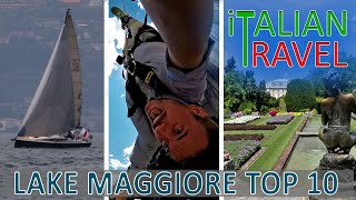 LAKE MAGGIORE ITALY│TOP 10 THINGS TO DO