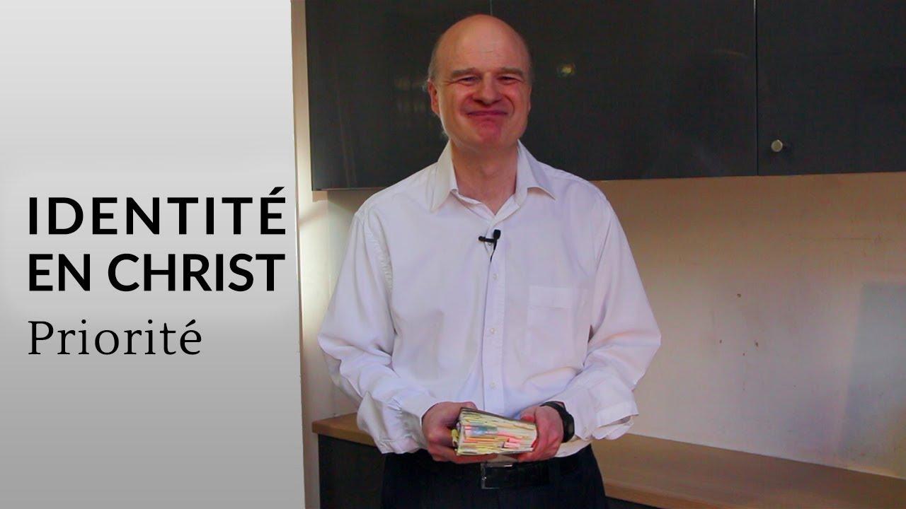 Identité en Christ : Priorité (Gal 3.28)
