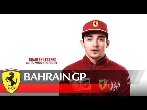 Bahrain Grand Prix Preview - Scuderia Ferrari 2019