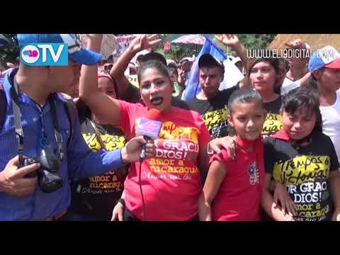 Rancho Grande se desborda en cierre de campaña del FSLN