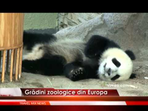 Gradini zoologice din Europa
