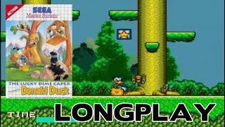 Donald Duck: The Lucky Dime Caper - Longplay [Sega Master System]