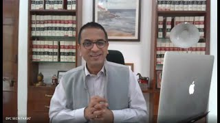 Integration of Technology in Court Process & Procedure – Dr Justice D Y Chandrachud, Judge, SCI;?>