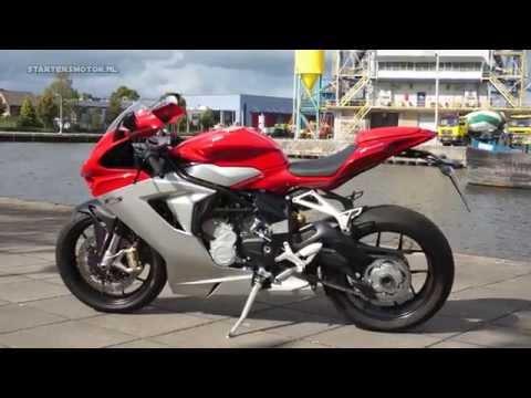 MV Agusta F3 675 35kW - details & short ride