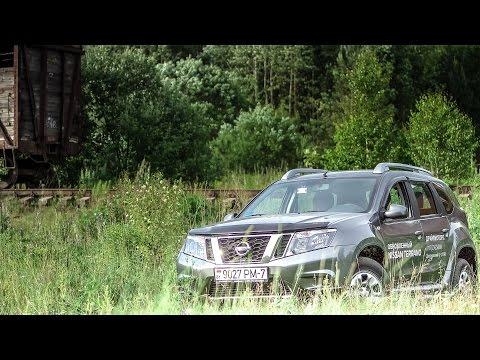 Тестдрайв Nissan Terrano 2.0AT, 2016