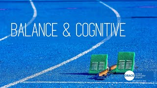 Olympics of Faith – Balance and Cognitive!