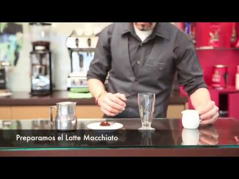 Cómo hacer un Latte Macchiato Bou Café