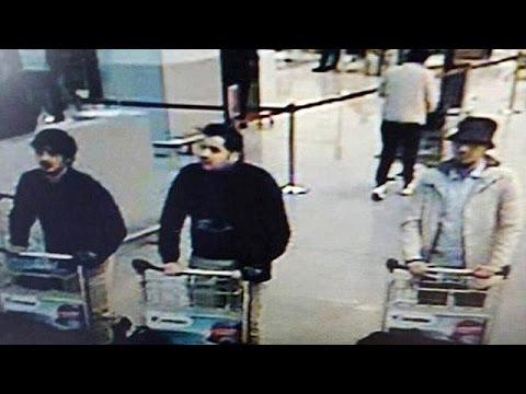 Βέλγιο: Ταυτοποιήθηκαν οι δράστες των επιθέσεων στο αεροδρόμιο