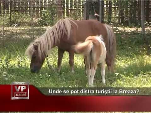 Unde se pot distra turiştii la Breaza?