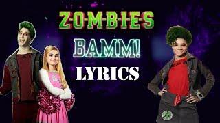 BAMM (Music Video) [With Lyrics]   Milo Manheim, Meg Donnelly, Kylee Russell