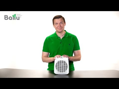Настольный тепловентилятор Ballu BFH/S-10