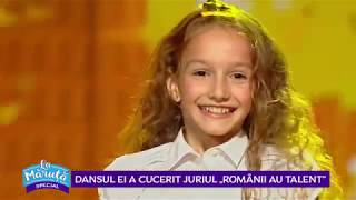 Romanii Au Talent 2019 GOLDEN BUZZER - Ema Stoian [La Maruta]