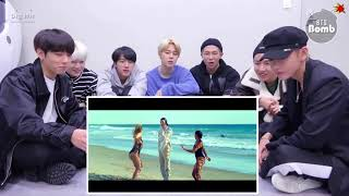 Gambar cover BTS REACTION TO WINNER - EVERYDAY