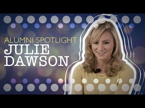 Alumni Spotlight: Julie Dawson